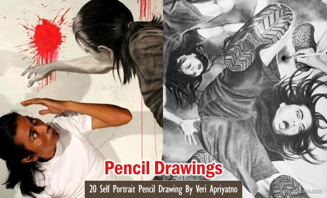 Pencil Drawings by Veri Apriyatno