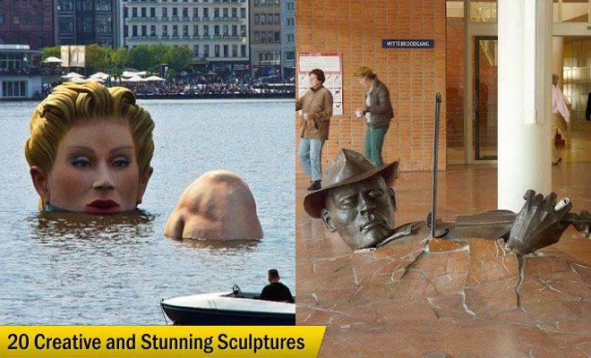 Creative Sculpture