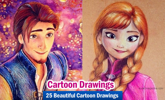 Cartoon  Drawings
