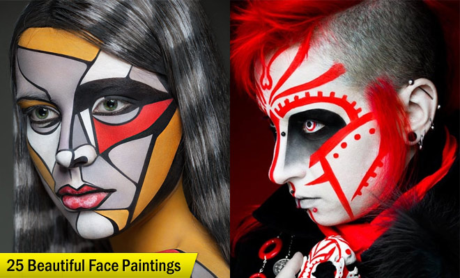 Face Paintings