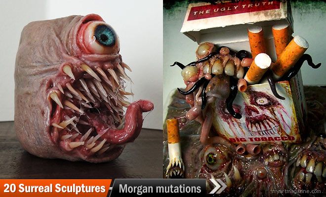 Surreal Sculptures
