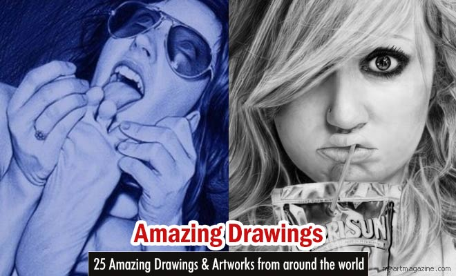 amazing drawings by pen tacular