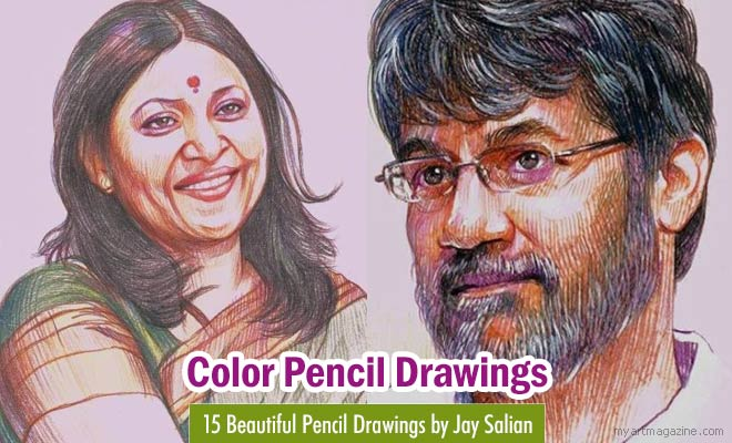 Pencil Drawings by Jay Salian