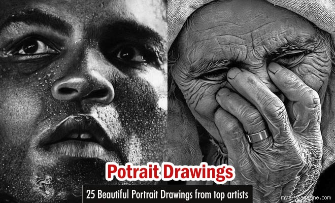 Potrait Drawings