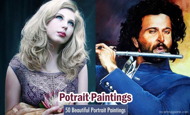 potrait paintings