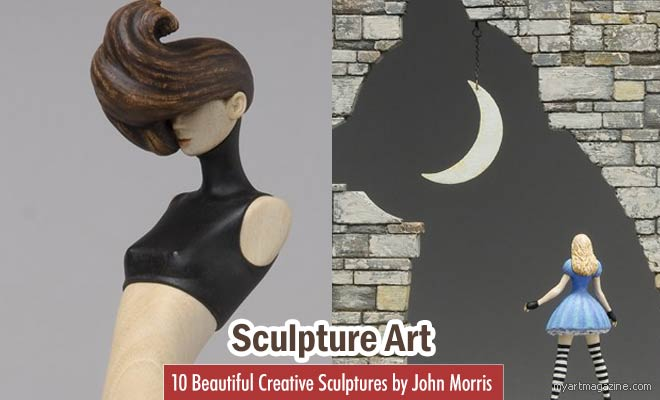 Creative Sculptures by John Morris