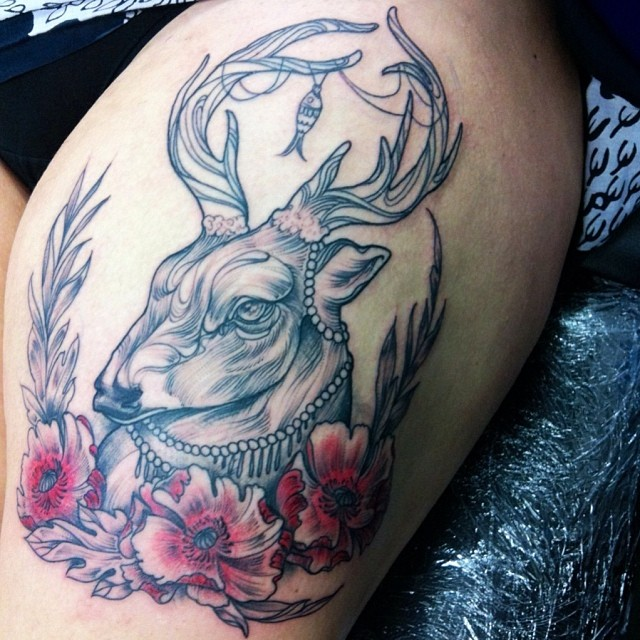 sketch tattoos by nomi chi
