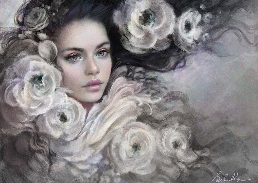 digital art by selene