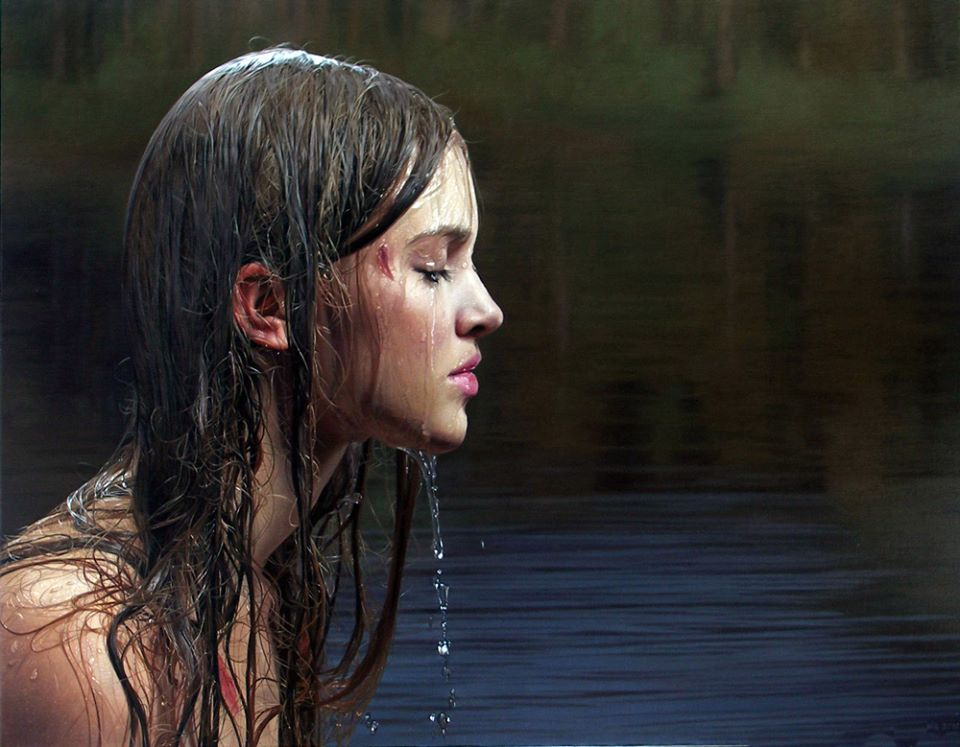 realistic paintings by philipp weber