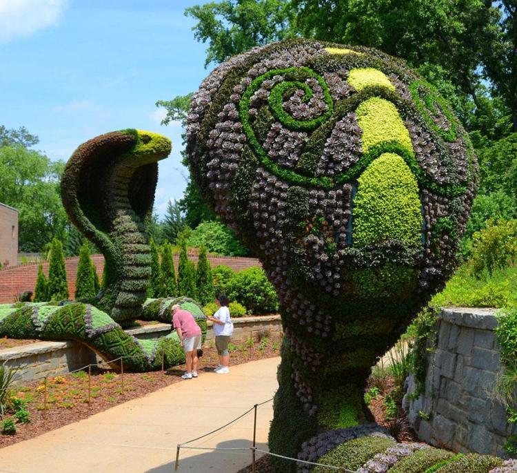 14 garden sculpture