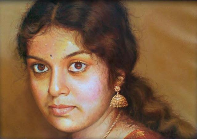 kerala painting rajasekaran_0