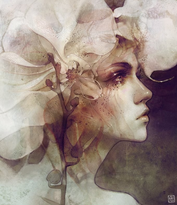 digital painting by anna dittmann