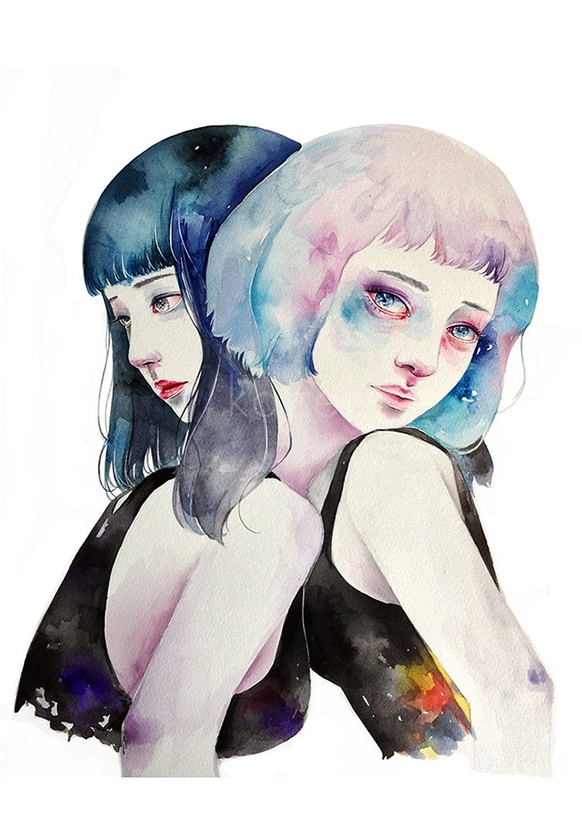 watercolor painting by kazel lim_0