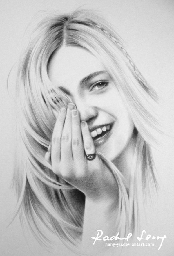 pencil art by leong hong yu