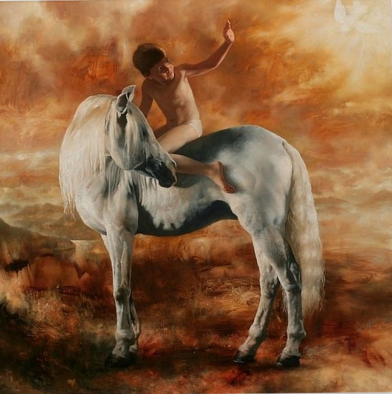 11 oil painting by arsen kurbanov