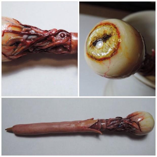 surreal sculptures by morgan mutations