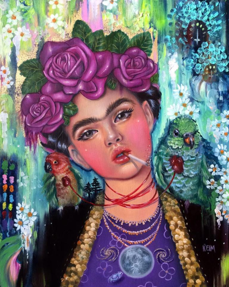 surreal paintings frida art august relliesbis
