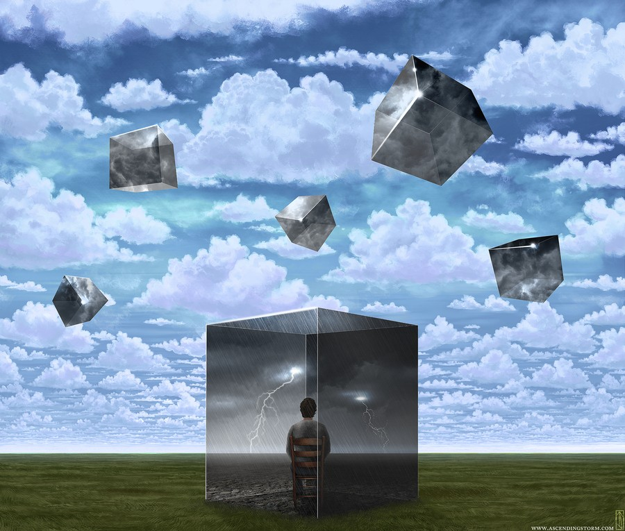 fear fear ascending storm digital paintings by jeffery smith