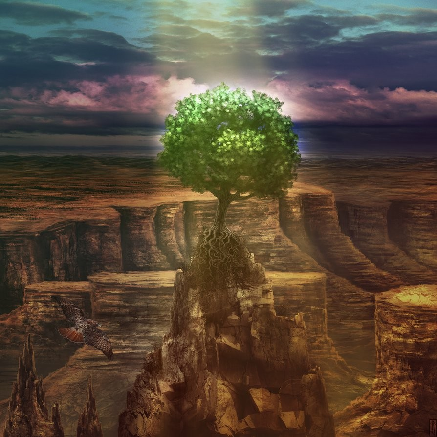 limitless reaches earth digital paintings by jeffery smith