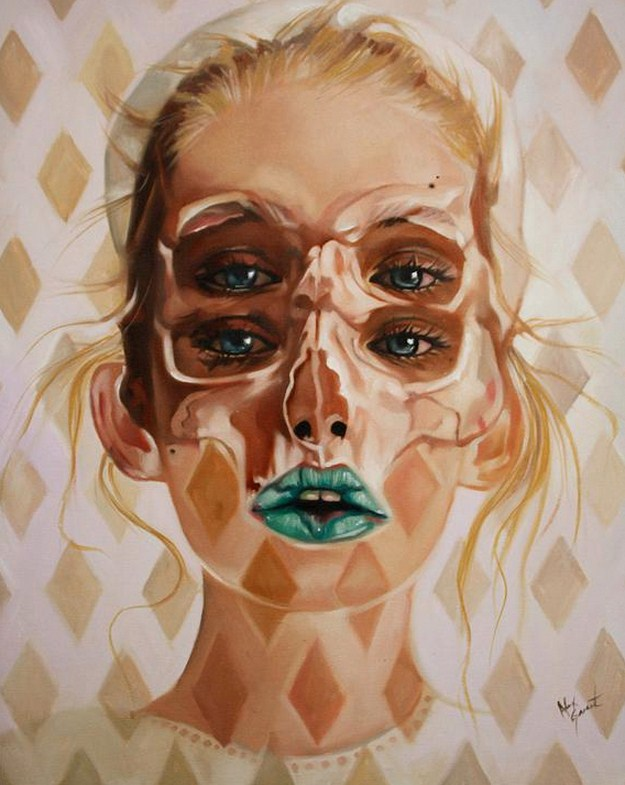 paintings by alex garant