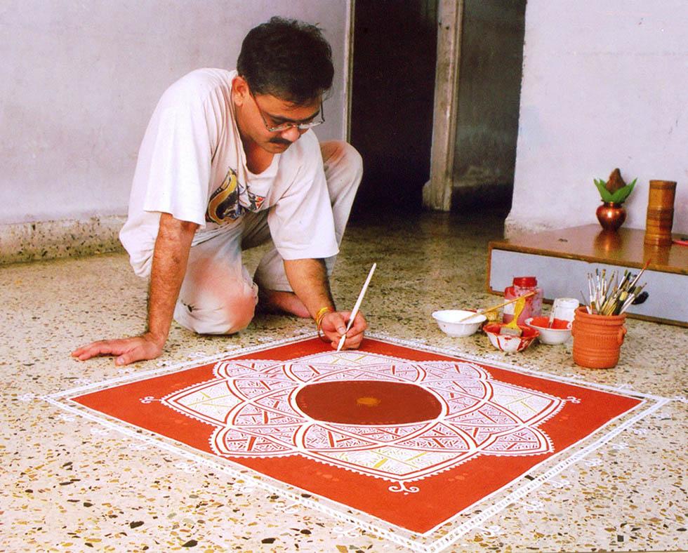 5 rajasthani folk art by lakhichandjain