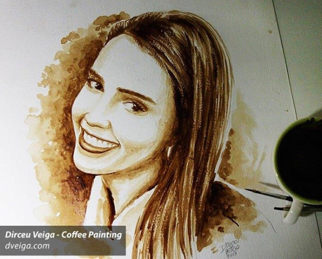 coffee art dirceu veiga 1