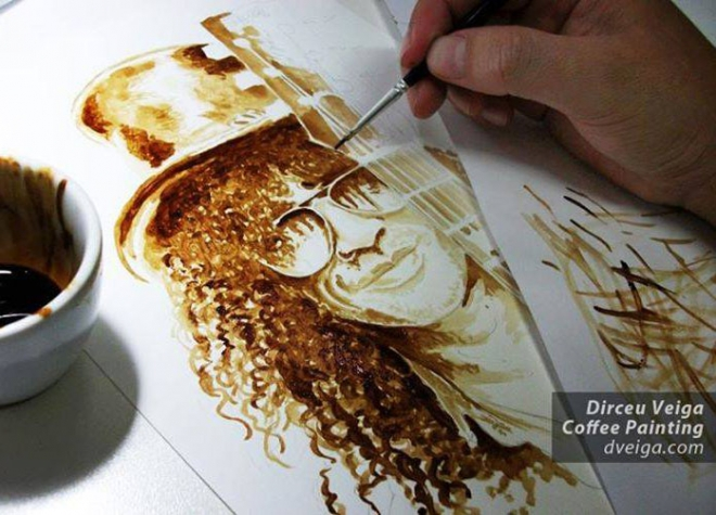coffee art dirceu veiga 11