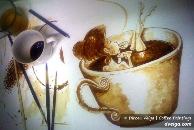 coffee art dirceu veiga 15