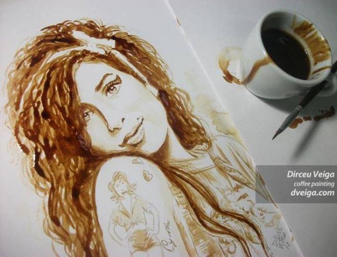coffee art dirceu veiga 2