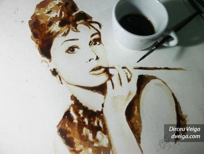 coffee art dirceu veiga 3