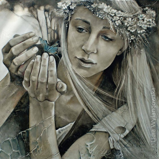 Image result for Art by Lidia Wylangowska