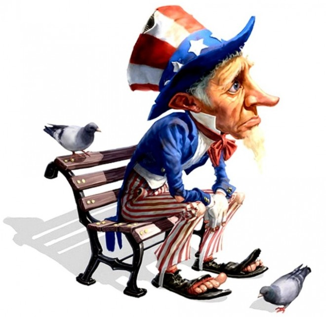 uncle sam digital art chris beatrice