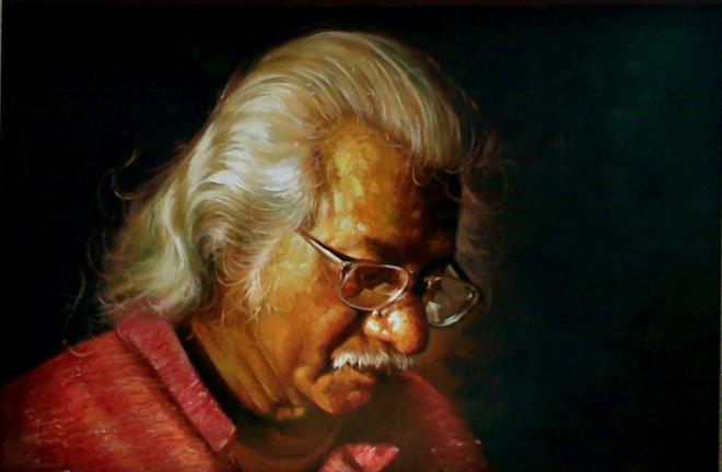 adoor kerala painting rajasekharan
