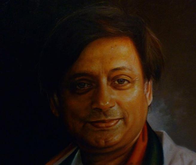 sashi kerala painting rajasekaran_0