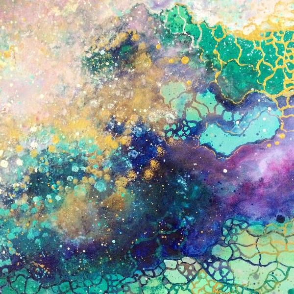 cosmic paintings by emma