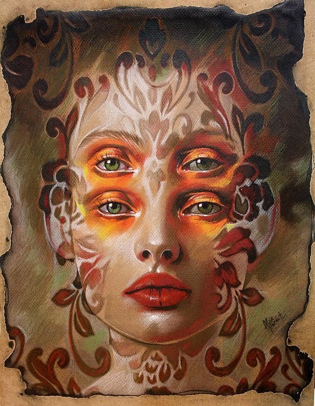 illusion painting by alex garant