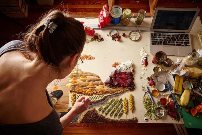 food art anna