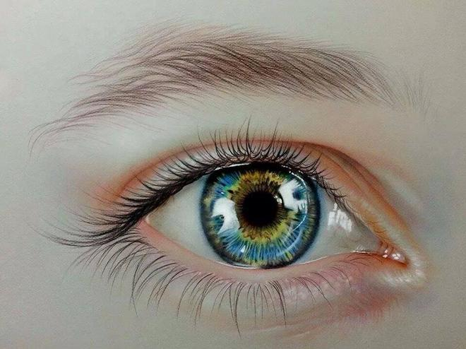 eye color pencil by musa
