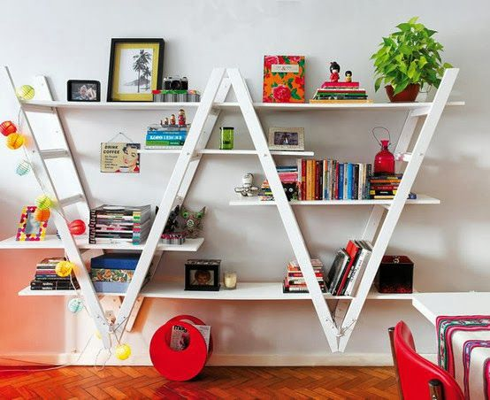1 diy inspiration ideas book shelf