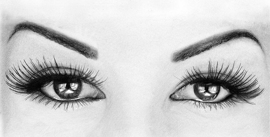 eyes drawings realistic beautiful eyes