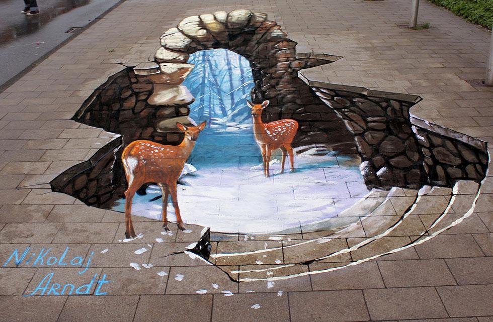 deer street art