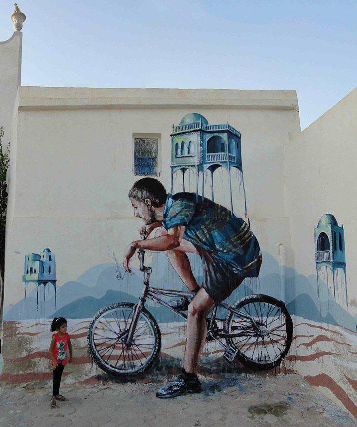 man street art by fintan