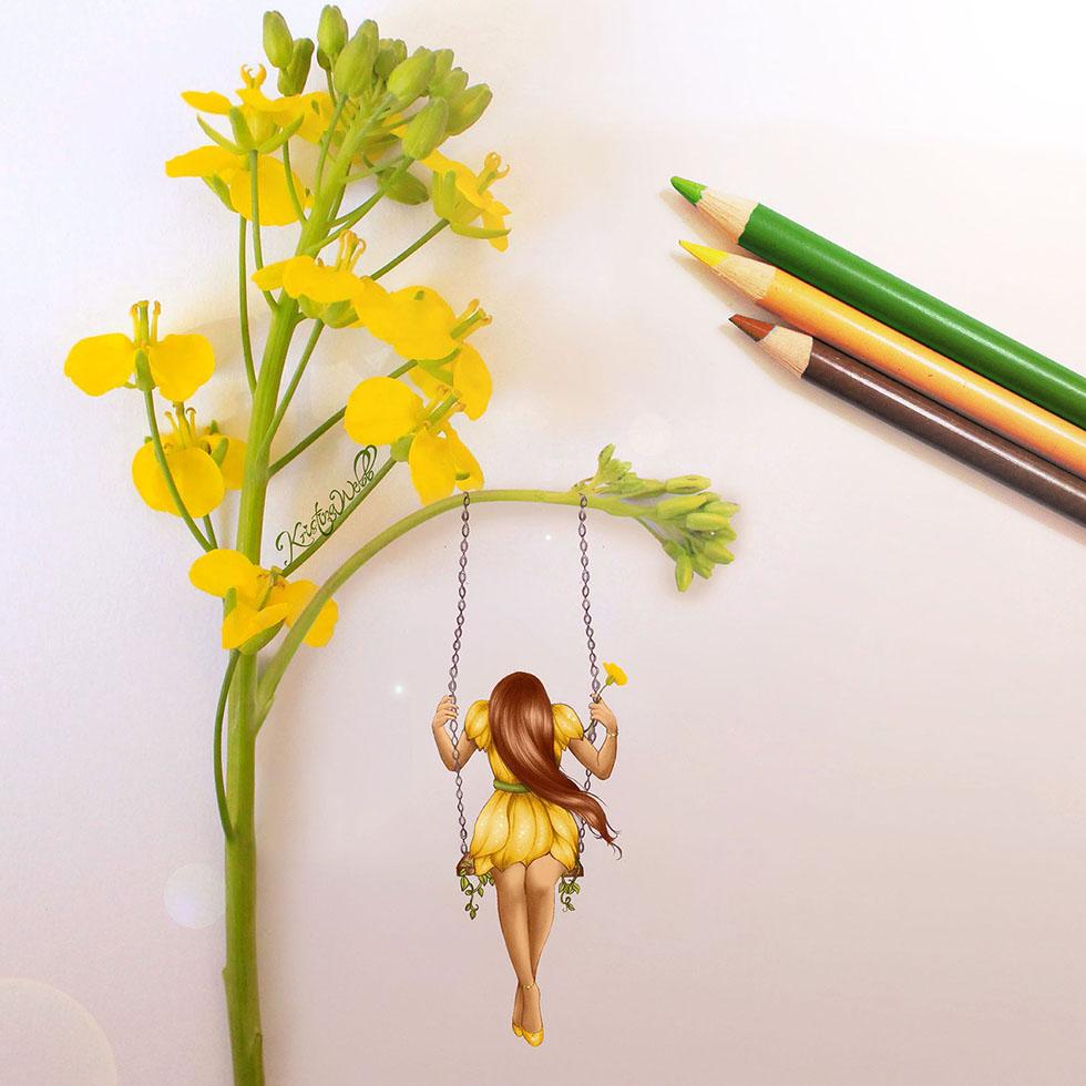 creative drawings -  1