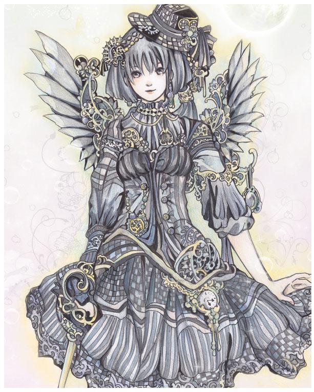 manga drawings -  1