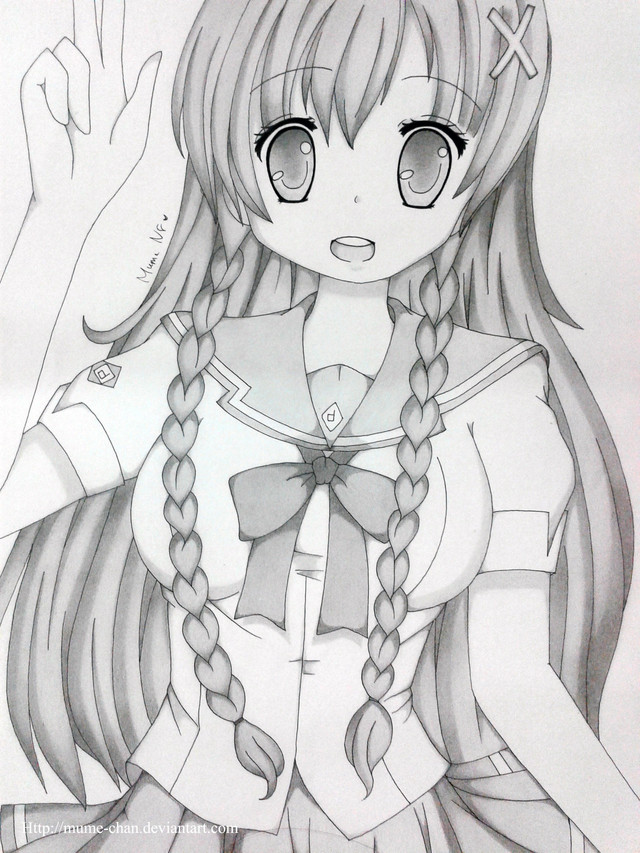 anime drawings -  10