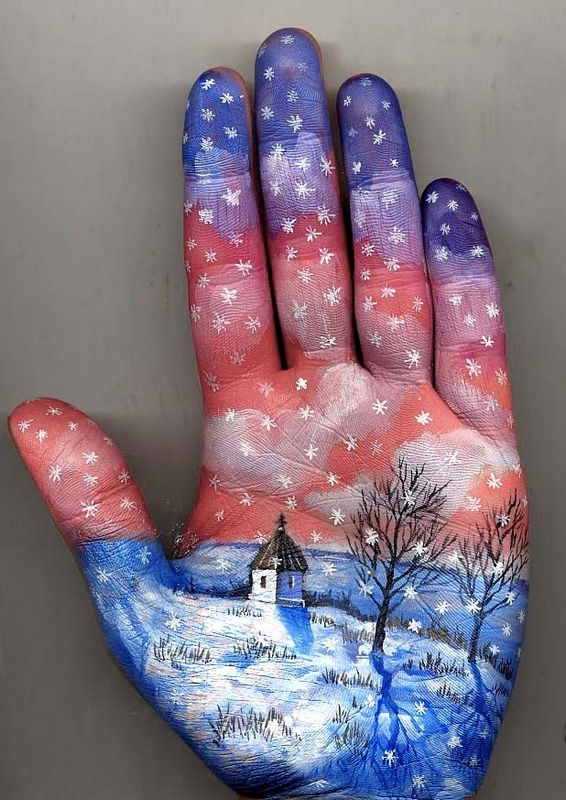 creative paintings