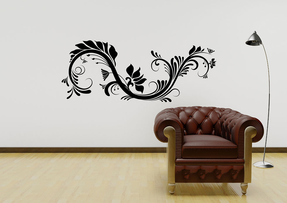 12 design wall art image - Design painting of wall ...