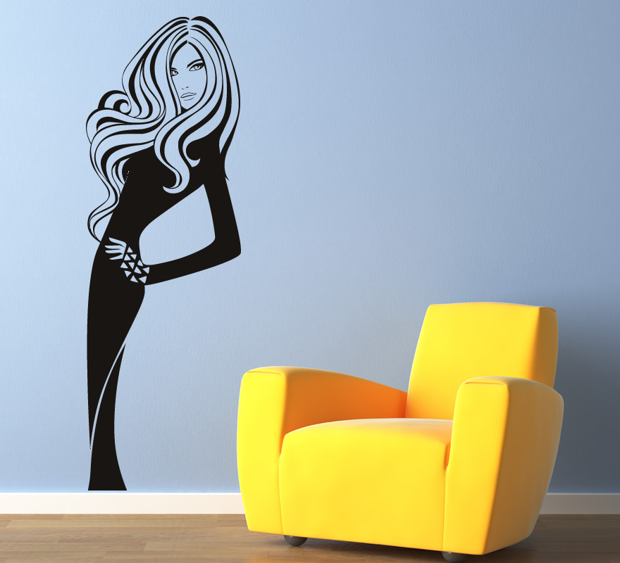 girl wall art