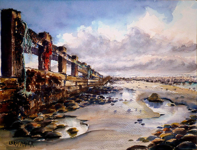 water colour paintings by william bovington -  13