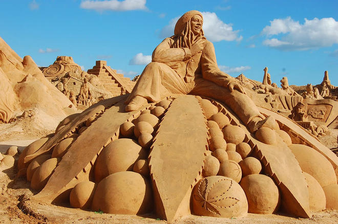 fiesa sand sculptures -  14